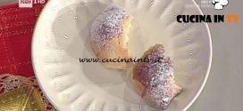 La Prova del Cuoco - Sfogliatelle frolle ricetta Anna Serpe