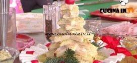 La Prova del Cuoco - Stelline di pan brioche con patè ricetta Anna Moroni
