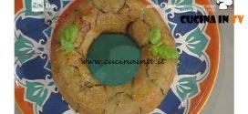 La Prova del Cuoco - Timballo di anelletti alla palermitana ricetta Francesco Piparo