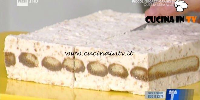 Tiramisù torronato ricetta Montersino La Prova del Cuoco