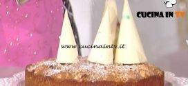 La Prova del Cuoco - Torta veloce alla crema di cioccolata ricetta Natalia Cattelani