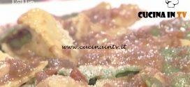 La Prova del Cuoco - Tortelli bianchi e verdi con stracotto al vino rosso ricetta Anna Moroni