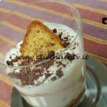 Cotto e mangiato - Bicchierini panna e pandoro ricetta Tessa Gelisio