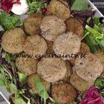 La Prova del Cuoco - Crocchette del bosco con ginepro e mirtilli ricetta Fabrizio Nonis