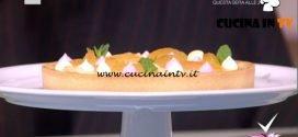 Detto Fatto - Crostata al doppio limone ricetta Federico Rottigni