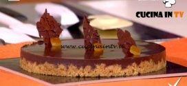 Detto Fatto - Crostata aranciosa ricetta Alessandro Servida