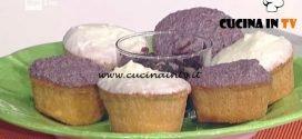 La Prova del Cuoco - ricetta Cupcake al provolone con salsa al radicchio