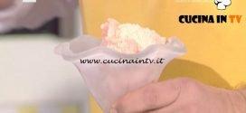 La Prova del Cuoco - Gelato all'arancia e carota alla vaniglia ricetta Pietro Di Noto