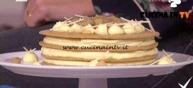 Detto Fatto - Mille e una frolla pere e cannella ricetta Domenico Spadafora