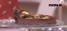 Detto Fatto - Morbidona cioccolato e pere ricetta Gianluca Forino