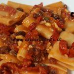 Cotto e mangiato - Pasta alla siciliana ricetta Tessa Gelisio