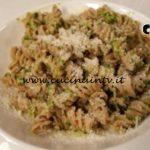 Cotto e mangiato - Pasta con pesto di sedano ricetta Tessa Gelisio