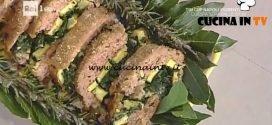 La Prova del Cuoco - Polpettone con gli spinaci ricetta Anna Serpe