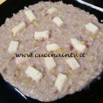 Cotto e mangiato - Risotto alle castagne e taleggio ricetta Tessa Gelisio