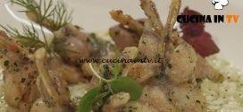 Cucine da incubo - Risotto con le rane ricetta Antonino Cannavacciuolo