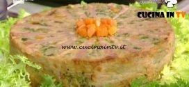 La Prova del Cuoco - Sformato autarchico ricetta Luisanna Messeri
