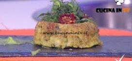 Detto Fatto - Timballo di riso vegetariano ricetta Ilario Vinciguerra