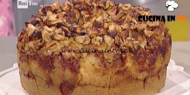Prova Del Cuoco Torta Alta Di Mele Ricetta Cattelani