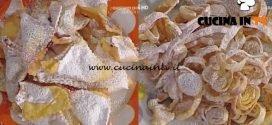 La Prova del Cuoco - Tortelli ripieni e tagliatelle ricetta Alessandra Spisni