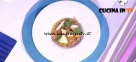 Detto Fatto - Zuppa di pesce con pane integrale ai 7 cereali ricetta Ilario Vinciguerra
