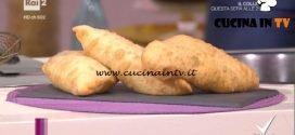Detto Fatto - Scarponcino fritto ripieno ricetta Gianfranco Iervolino