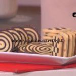 Detto Fatto - Biscotti a scacchi ricetta Domenico Spadafora