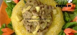 La Prova del Cuoco - Blanquette al curry ricetta Anna Moroni