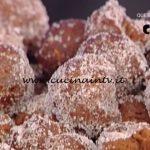 La Prova del Cuoco - Castagnole ricche al cacao ricetta Natalia Cattelani