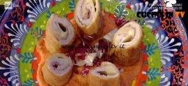 La Prova del Cuoco - Flamenquines con Salmorejo ricetta David Povedilla