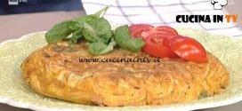 La Prova del Cuoco - Frittata di pasta ricetta Luisanna Messeri