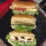 La Prova del Cuoco - Hot dog con wurstel di pollo ricetta Luisanna Messeri