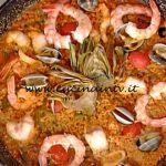 La Prova del Cuoco - Paella de los enamorados ricetta David Povedilla