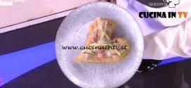 Detto Fatto - Pizza afrodisiaca ricetta Cristiano Piccirillo