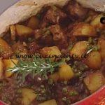 La Prova del Cuoco - Spezzatino con patate e piselli ricetta Anna Serpe