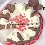 La Prova del Cuoco - Torta di San Valentino ricetta Natalia Cattelani