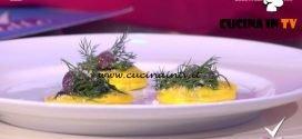 Detto Fatto - Tortello di mozzarella ricetta Fabio Pisani