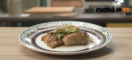 Pronto e postato - ricetta Black cod al miso scaloppato di Benedetta Parodi