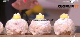 Detto Fatto - Brioches con crema al limone ricetta Domenico Spadafora