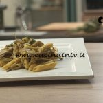 Carbonara di carciofi ricetta Benedetta Parodi da Pronto e postato