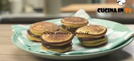 Pronto e postato - ricetta Dorayaki di Benedetta Parod