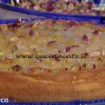 La Prova del Cuoco - Frangipane al pistacchio e pere ricetta Sal De Riso