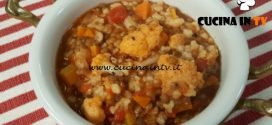 Cotto e mangiato - Fregola e lenticchie ricetta Tessa Gelisio