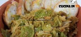 Cotto e mangiato - Minestra invernale di verza ricetta Tessa Gelisio