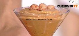 La Prova del Cuoco - Mousse di banane e dulce de leche ricetta Natalio Simionato