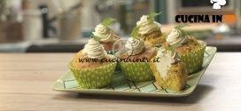 Pronto e postato - ricetta Muffin di zucchine e menta di Benedetta Parodi