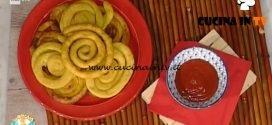La Prova del Cuoco - ricetta Patate fritte a spirale