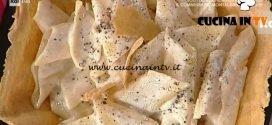 La Prova del Cuoco - Pennoni cacio e pepe ricetta Marco Ruffini