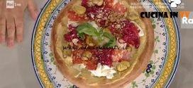 La Prova del Cuoco - Pizza di Papa Francesco ricetta Franco Cardelli