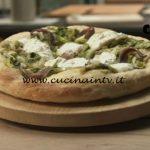 Pronto e postato - ricetta Pizza di scarole e acciughe di Benedetta Parodi