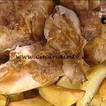La Prova del Cuoco - Pollo arrosto con patate ricetta Sergio Barzetti